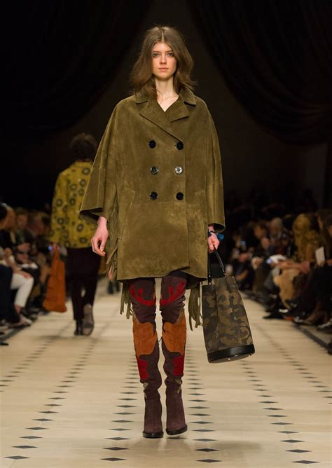 BURBERRY PRORSUM FALL WINTER 2015-16 WOMEN'S COLLECTION ...