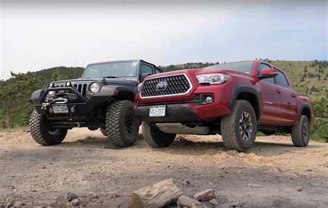 Mashup Can A Stock Toyota Tacoma Trd Offroad Match A