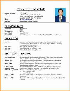 9 samples of curriculum vitae global strategic sourcing With curriculum vitae format example