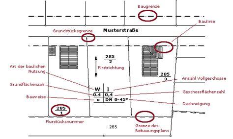 Garage über Baugrenze Bauen by Bebauungsplan Bei Der Entwurfsplanung Ihres Hauses