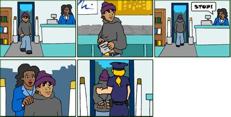 Shoplifting Meme - image 11068 law for kids psa know your meme