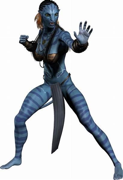 Avatar Movie Transparent Neytiri Character Jira Personajes