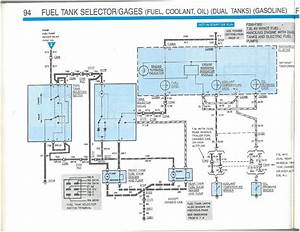 1987 F250 7 5l Dual Tank Switch Issue
