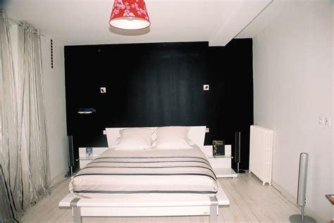 besoin d 39 idée pour une chambre noir blanc