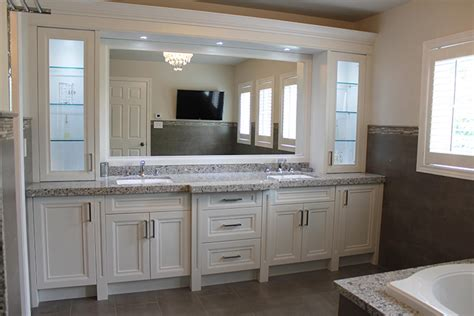 toronto thornhill bathroom design renovation vanity