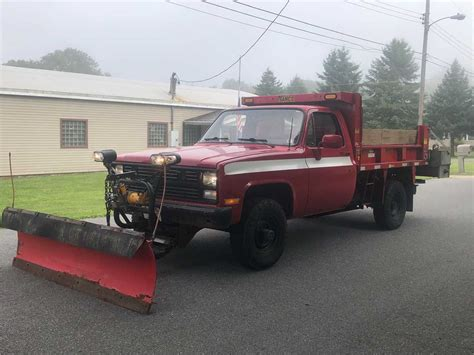 Chevy Dump Truck Online Government Auctions