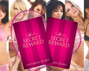 Victoria's Secret: FREE $15 or $35 Rewards Card!