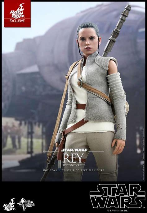Star Wars, la nuova action-figure di Rey | Lega Nerd