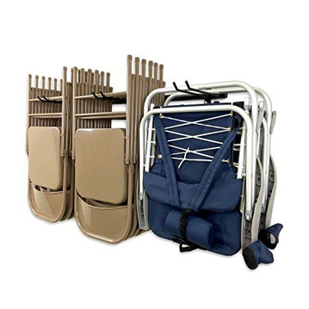 omni chair storage rack folding beach chairs wall