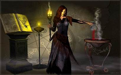 Witchcraft Sorcery Wallpapers Witch Tlc Science Kara