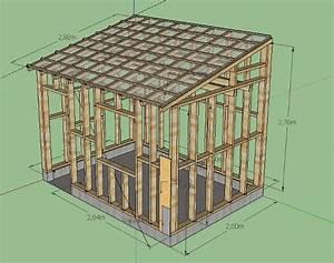 Plan De Cabane En Bois : coulage fondations dalle temps 600 474 ~ Melissatoandfro.com Idées de Décoration
