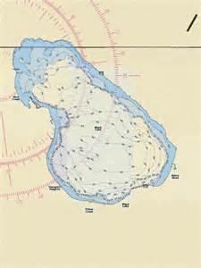 Black Lake Michigan Fishing Map