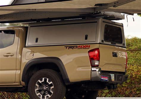 toyota tacoma dual battery system  alu cab