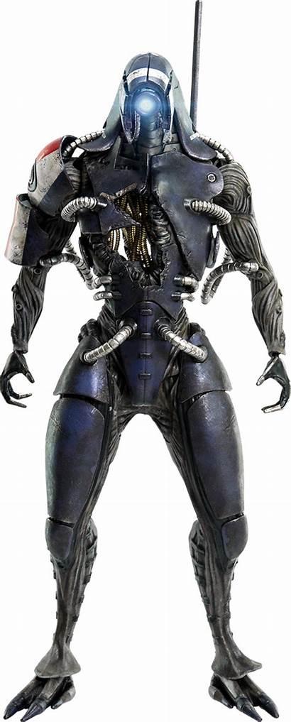 Legion Mass Effect Figure Scale Sixth Threezero