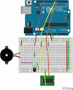 Oosmos Morse Code Keyer Example