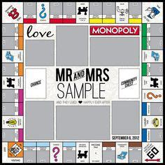 Custom Monopoly Board Template by 1000 Images About Monopoly Templates On