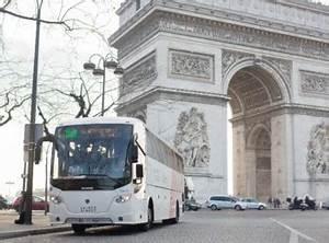 Porte Maillot Bus : navette le bus direct 3 lignes de bus pour roissy cdg ~ Medecine-chirurgie-esthetiques.com Avis de Voitures