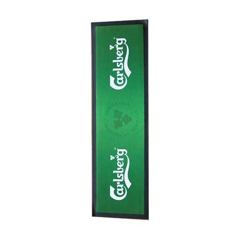 tapis de bar carlsberg goodies d 233 coration