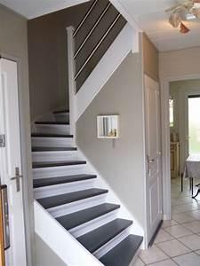 peinture renovation escalier amazing rnovation des With awesome peindre des escalier en bois 10 renovation escalier la meilleure idee deco escalier en un