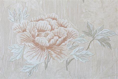Papier Peint Romantique Floral De Rose Photo Stock