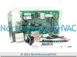 Trane White Rodgers Furnace Control Circuit Board
