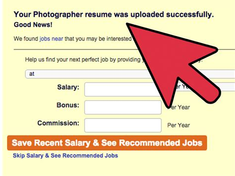 Upload Resume To Careerbuilder by How To Upload An Existing Resume On Careerbuilder 10 Steps