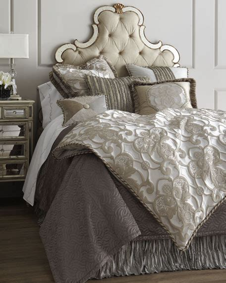 dian couture home pewter bedding