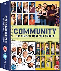 Win a signed Community poster & merchandise ...