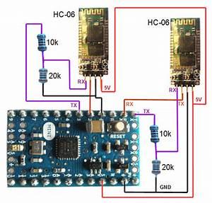 Wireless Repeater Diagram