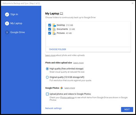 How To Backup Your Hard Drive Using Google's Backup And