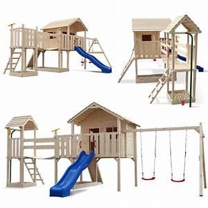 Spielturm Schaukel Rutsche : xxl spielturm spielhaus kletterturm rutsche schaukel baumhaus stelzenhaus ebay ~ Frokenaadalensverden.com Haus und Dekorationen