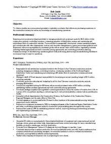 purchasing manager resume skills sle resume exle 8 purchasing resume procurement resume