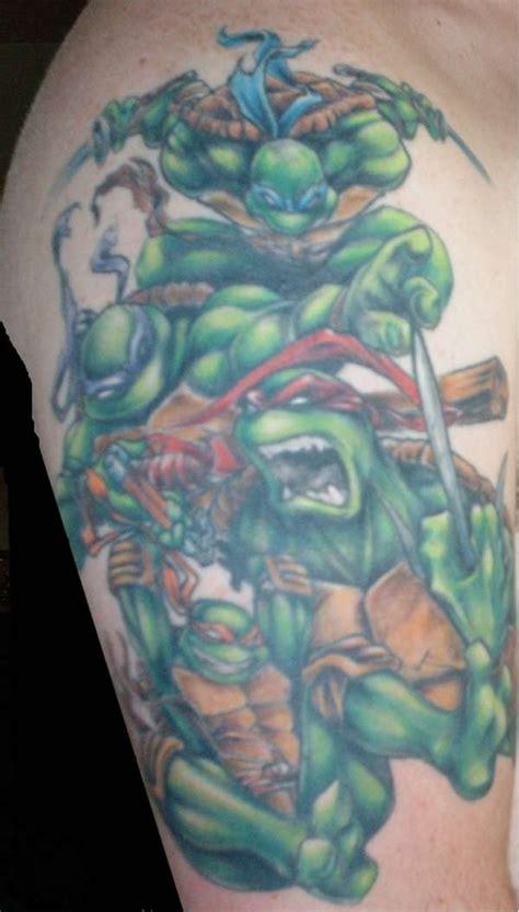 tmnt tattoo