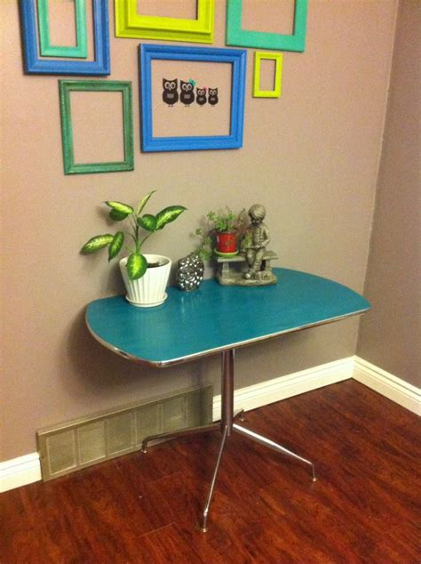 painted formica table redo painted  chalk paint