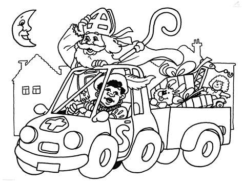 Kleurplaat Voetbal Piet by Zwarte Piet Voetbal Kleurplaat Kleurplaat Zwarte Piet