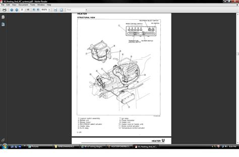 rx wiring diagram rxclubcom mazda rx forum