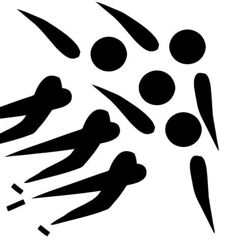 fileshort track speed skating pictogramsvg wikimedia