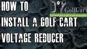 How To Wire Lights On A 48 Volt Golf Cart Alqurumresort Com