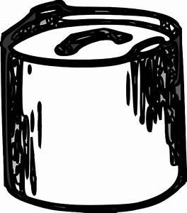 Pot Black And White Clip Art at Clker.com - vector clip ...