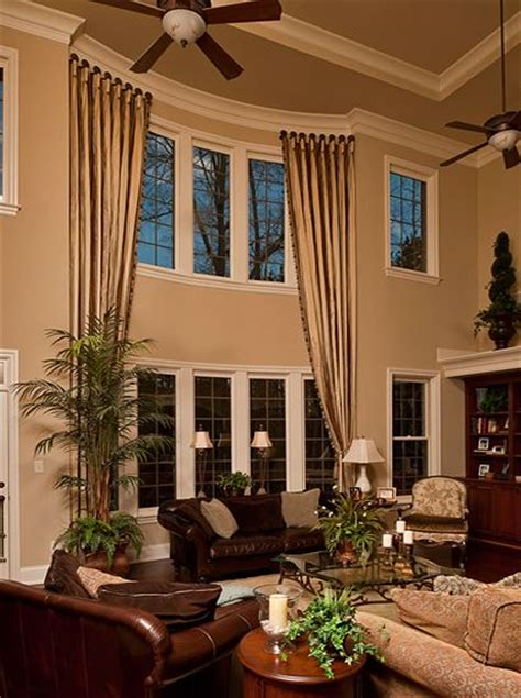 drapery design forstory interior decoration 230 best images about 2 story window treatments on