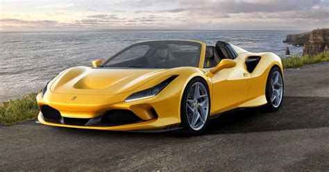 Ferrari Debuts New Spider Supercars With 210 MPH Top ...