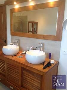 Salle De Bain Avant Après : salle de bain teck avant apr s rue de siam ~ Mglfilm.com Idées de Décoration