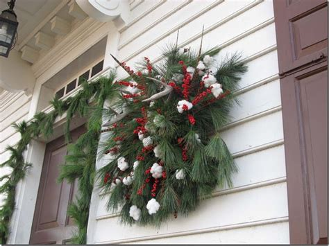 colonial christmas crafts