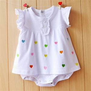 Baby Girl Rompers Summer Girls Clothing Sets Roupas Bebes Flower Newborn Baby Clothes Cute Baby ...