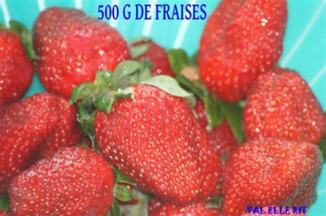confiture rhubarbe et fraise val rit