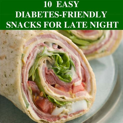 10 diabetes friendly snacks easyhealth living blog diabetic snacks diabetic recipes