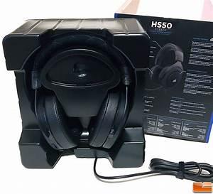 Corsair HS50 Stereo Gaming Headset Review Legit Reviews