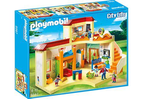 cuisine playmobil playmobil 5567 garderie enfant achat vente univers