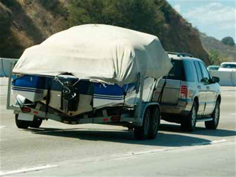 The Boat Motor And Trailer Have Weights by Boat Towing Weight Distribution Boat Towing Weight