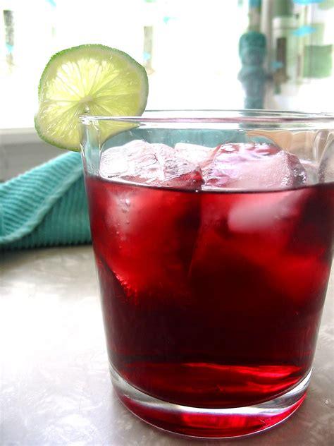 roselle drink sobolo 233 cuisines